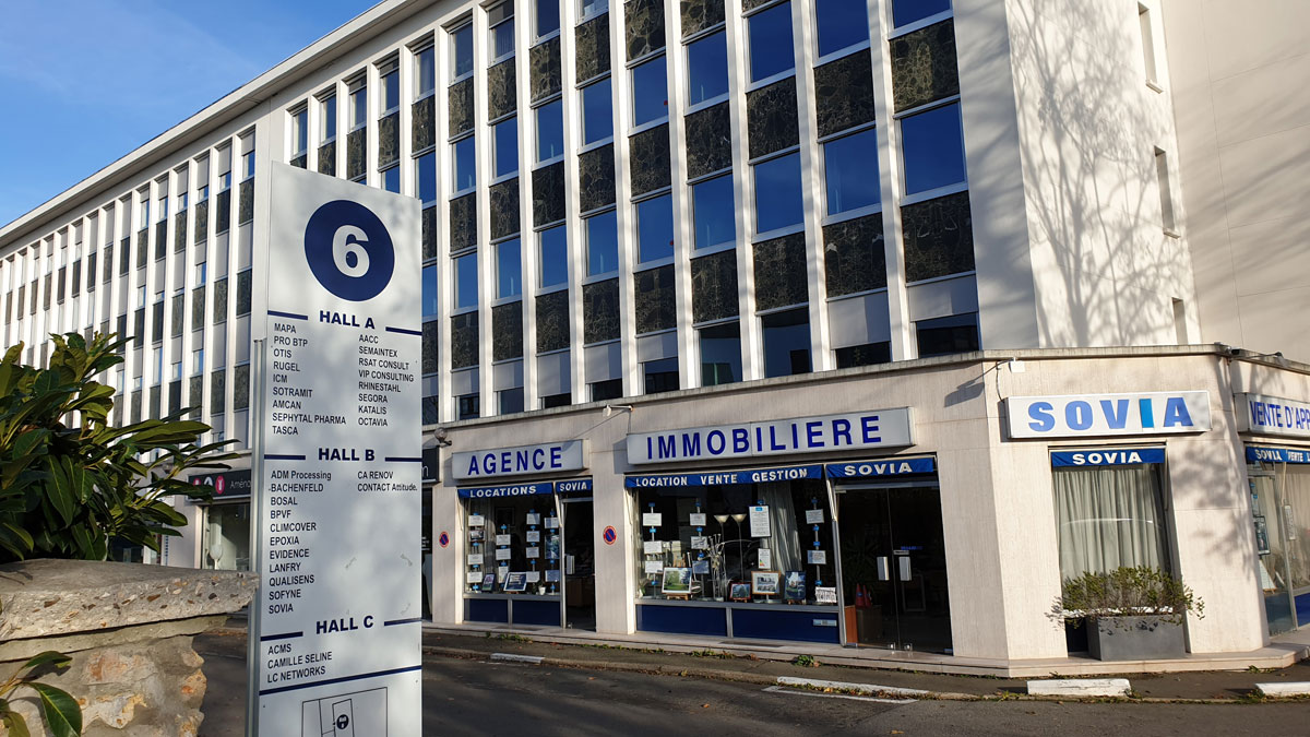 Valorimer, 6 avenue Charles de Gaulle Hall A 78150 Le Chesnay